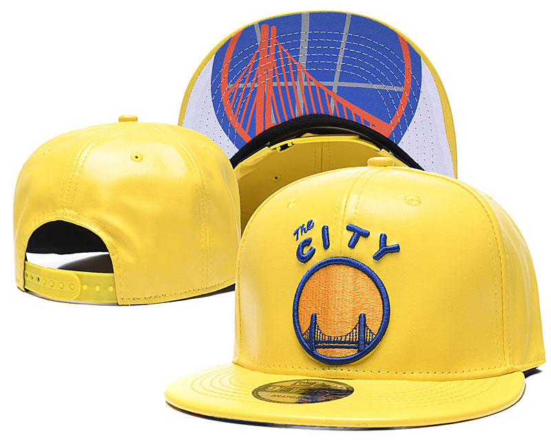 2020 NBA Oklahoma City Thunder hat