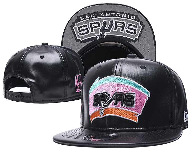 2020 NBA San Antonio Spurs hat