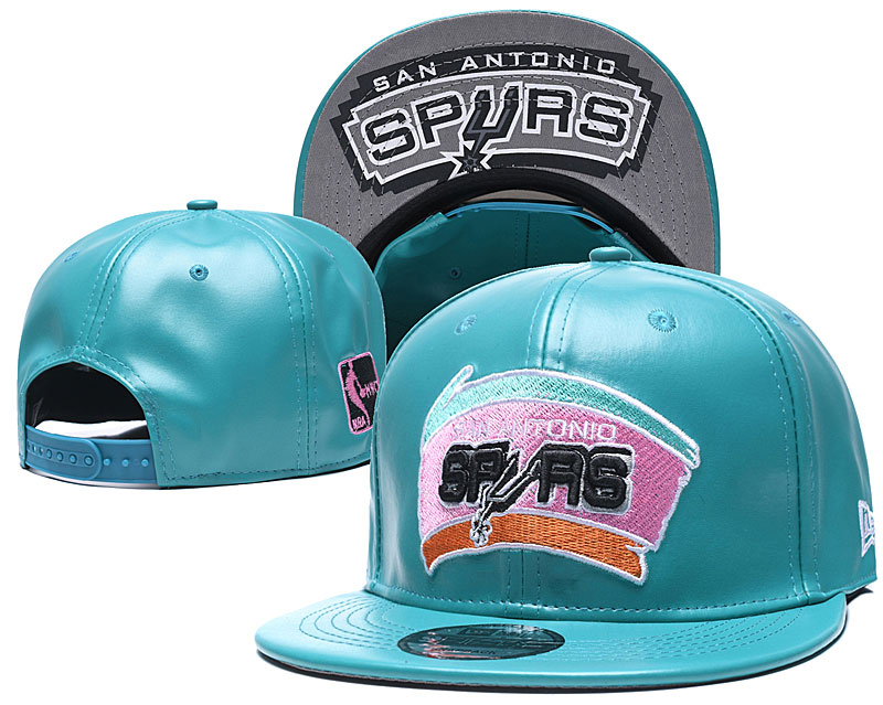 2020 NBA San Antonio Spurs 1 hat