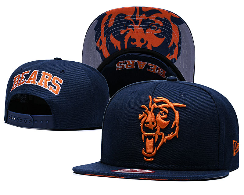 2020 NFL Chicago Bears hat