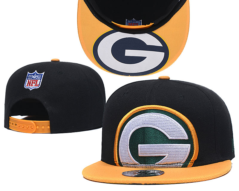 2020 NFL Green Bay Packers hat