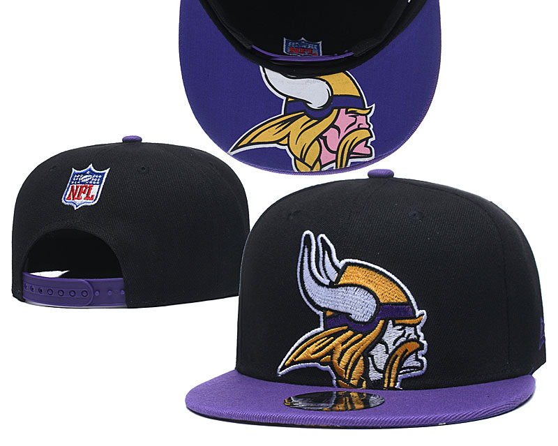 2020 NFL Minnesota Vikings hat