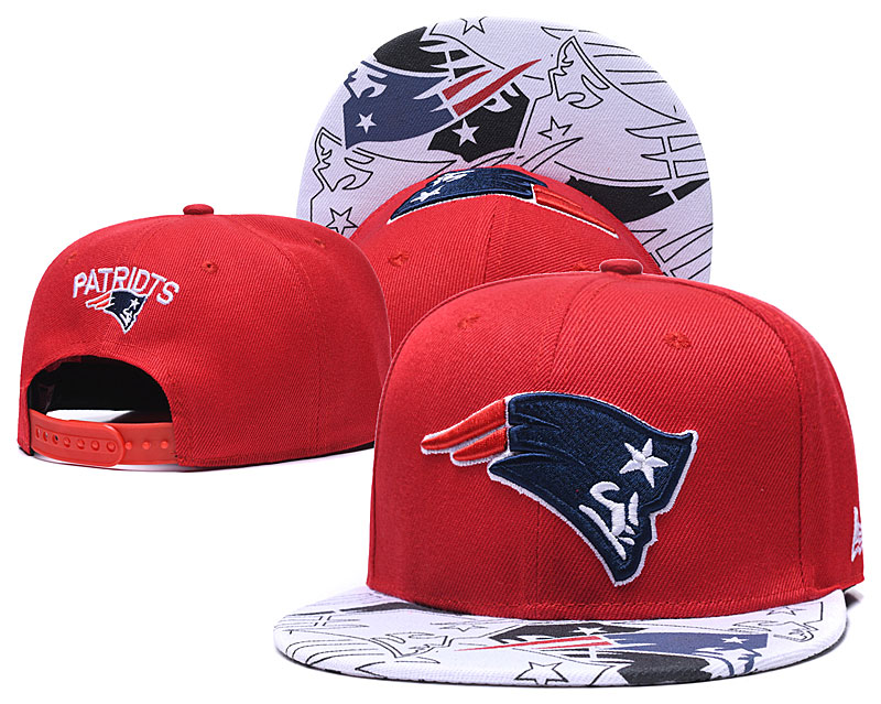 2020 NFL New England Patriots hat
