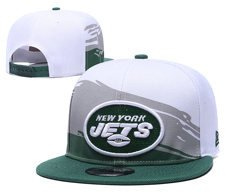 2020 NFL New York Jets 3 hat