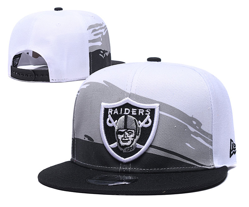 2020 NFL Oakland Raiders 4 hat