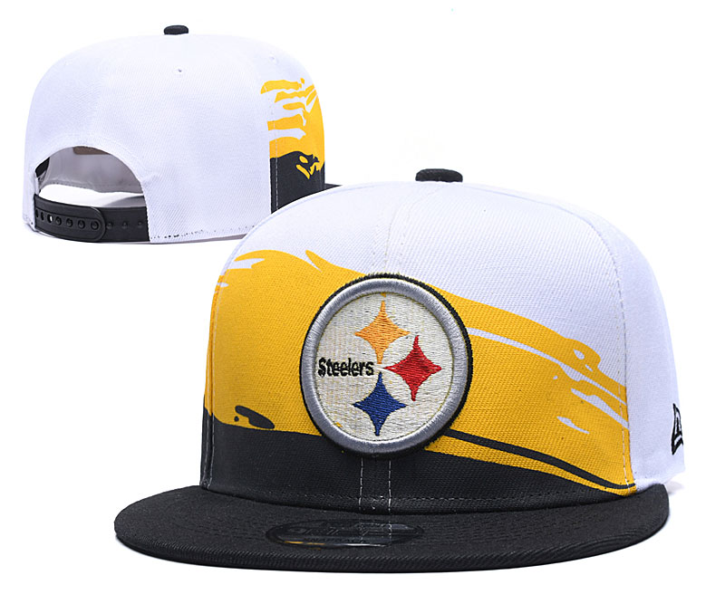 2020 NFL Pittsburgh Steelers 4 hat