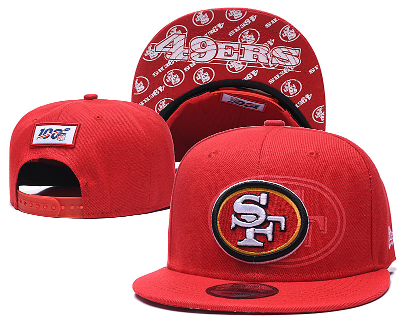 2020 NFL San Francisco 49ers1 hat