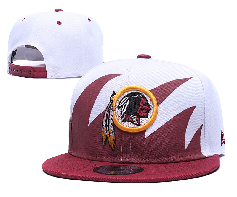 2020 NFL Washington RedSkins 4 hat