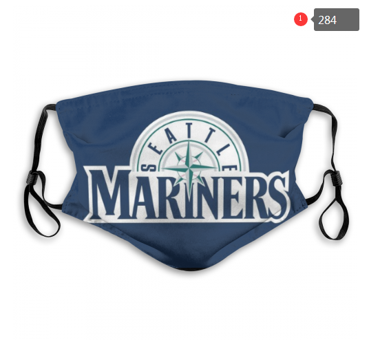 MLB Seattle Mariners 5 Dust mask with filter