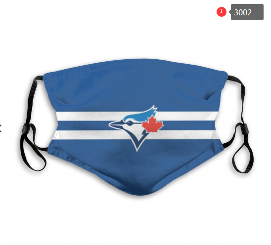 MLB Toronto Blue Jays Dust mask with filter