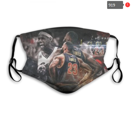 NBA Chicago Bulls 38 Dust mask with filter