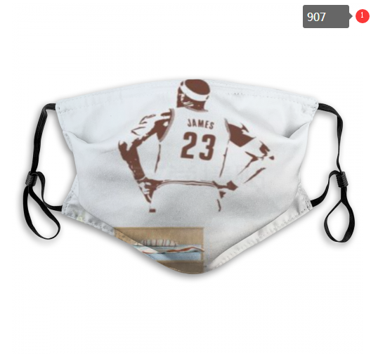 NBA Cleveland Cavaliers 11 Dust mask with filter