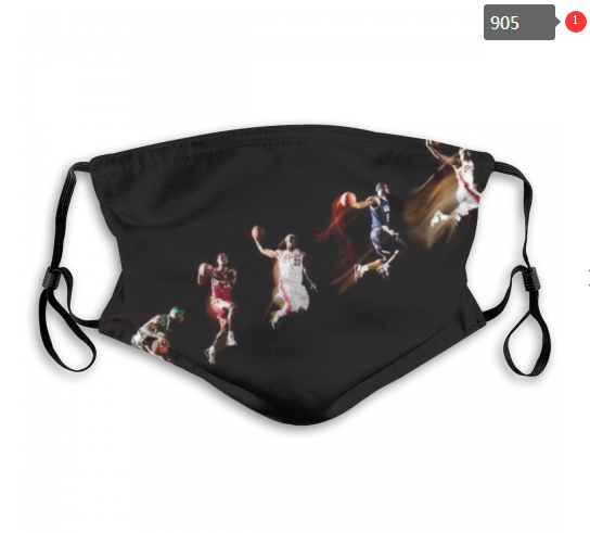 NBA Cleveland Cavaliers 13 Dust mask with filter