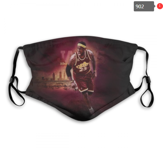 NBA Cleveland Cavaliers 16 Dust mask with filter