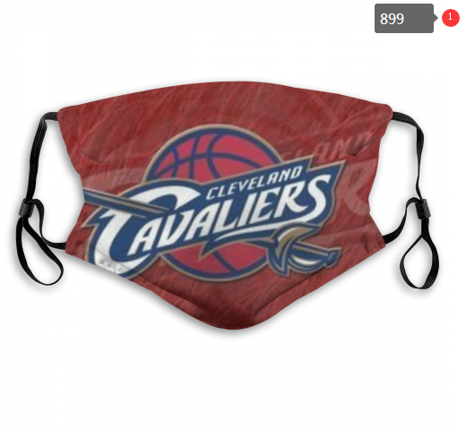 NBA Cleveland Cavaliers 19 Dust mask with filter