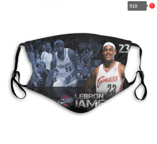 NBA Cleveland Cavaliers 8 Dust mask with filter