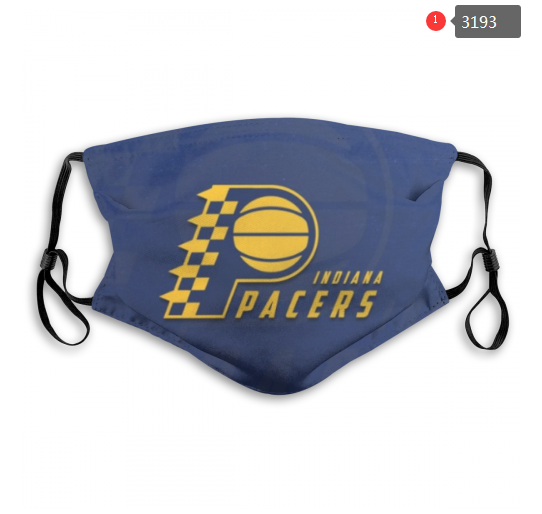 NBA Indiana Pacers Dust mask with filter