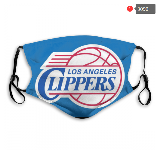 NBA Los Angeles Clippers 6 Dust mask with filter