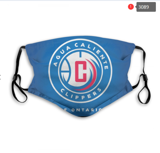 NBA Los Angeles Clippers 7 Dust mask with filter