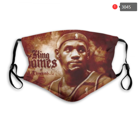 NBA Los Angeles Lakers 21 Dust mask with filter