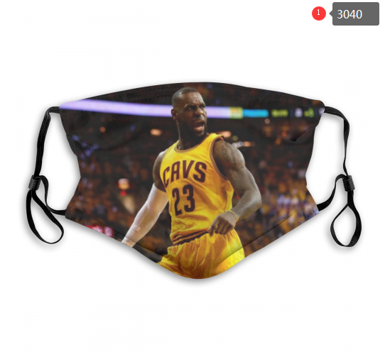 NBA Los Angeles Lakers 26 Dust mask with filter