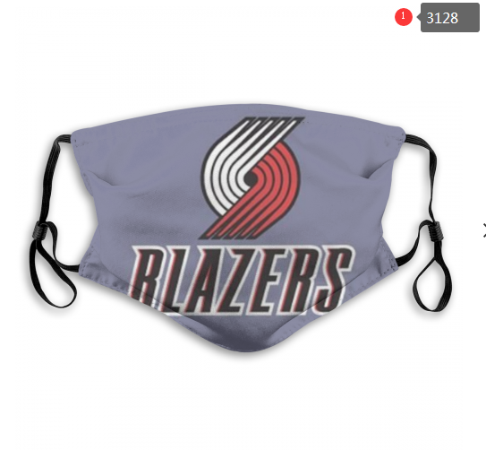 NBA Portland Trail Blazers Dust mask with filter