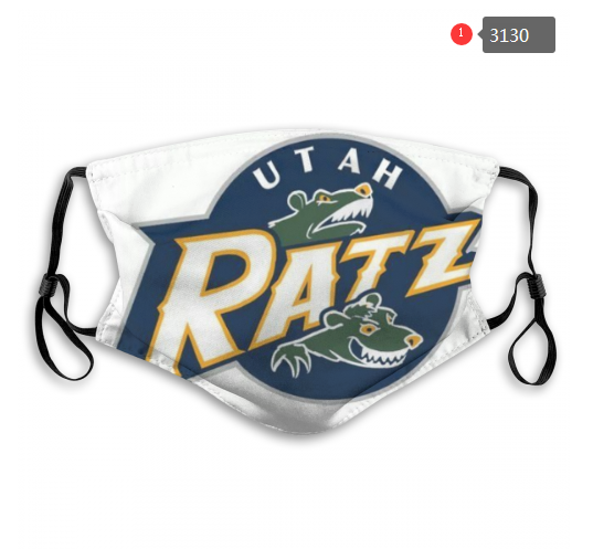 NBA Utah Jazz 4 Dust mask with filter