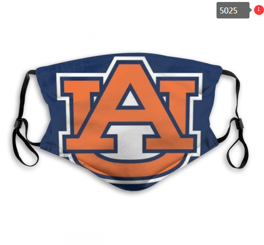 NCAA Auburn Tigers 1 Dust mask with filter