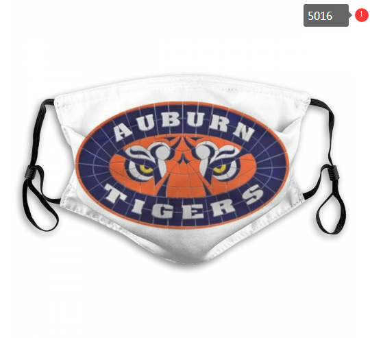 NCAA Auburn Tigers 10 Dust mask with filter