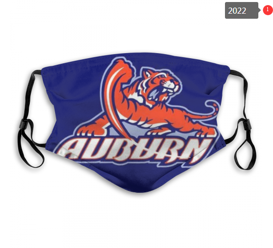 NCAA Auburn Tigers 4 Dust mask with filter