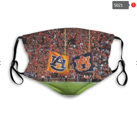 NCAA Auburn Tigers 5 Dust mask with filter