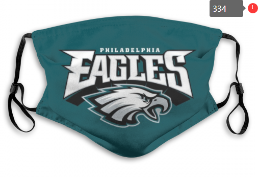 NFL Philadelphia Eagles Dust mask with filter