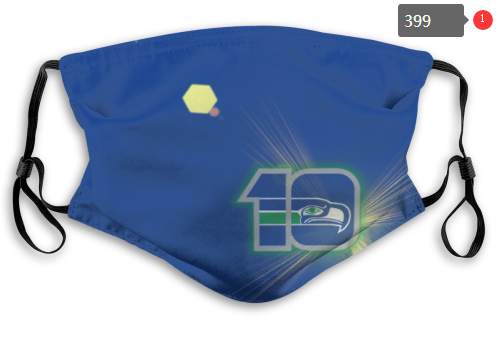 NFL Seattle Seahawks Dust mask with filter