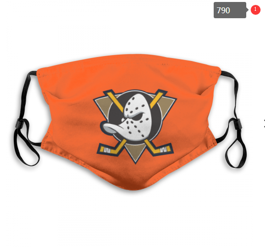 NHL Anaheim Ducks 4 Dust mask with filter
