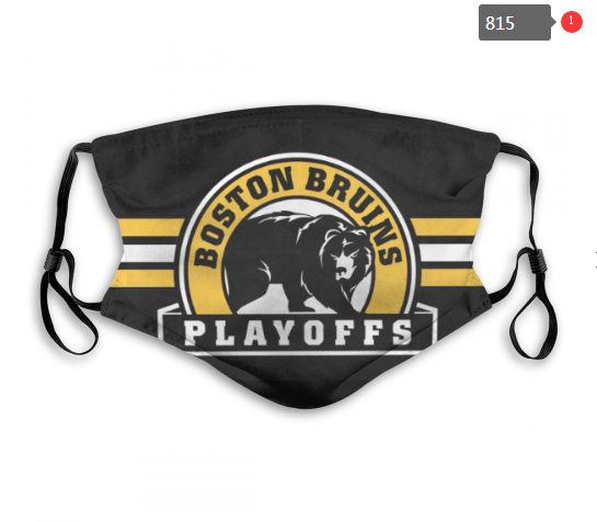 NHL Boston Bruins 6 Dust mask with filter