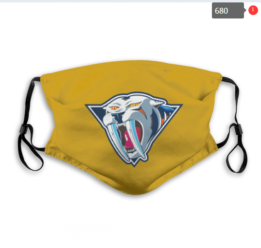 NHL Nashville Predators 10 Dust mask with filter