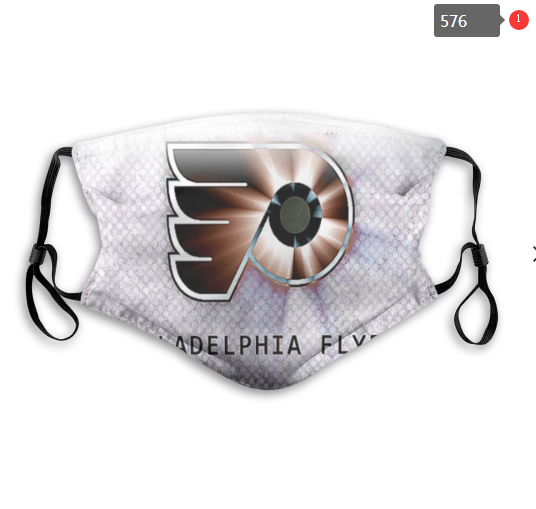 NHL Philadelphia Flyers 1 Dust mask with filter