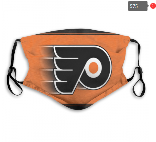 NHL Philadelphia Flyers 2 Dust mask with filter