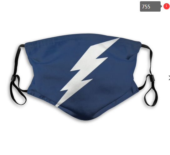 NHL Tampa Bay Lightning 11 Dust mask with filter