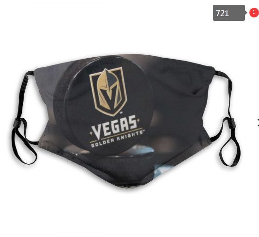 NHL Vegas Golden Knights Dust mask with filter