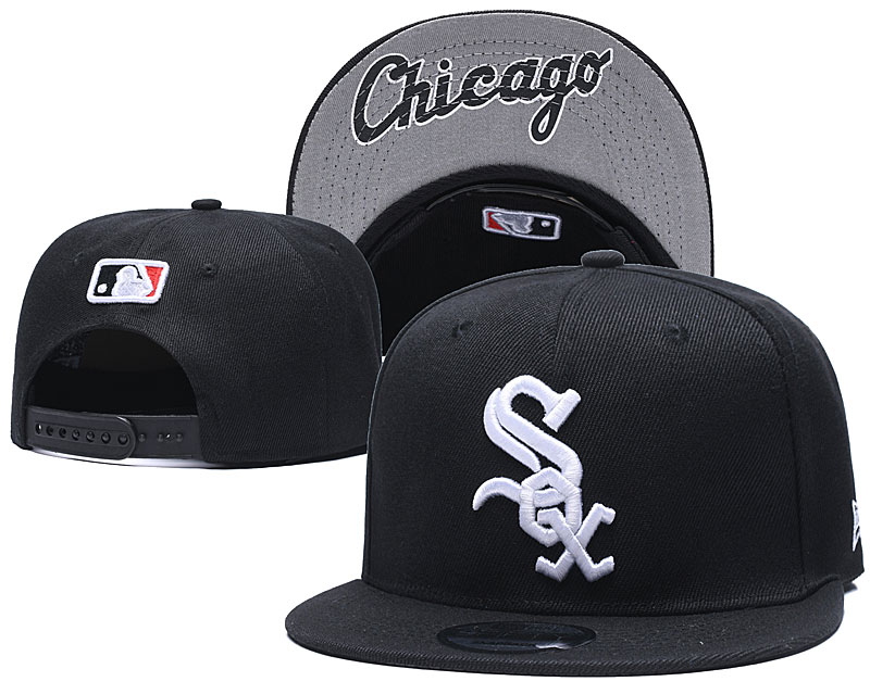 2020 MLB Chicago White Sox hat