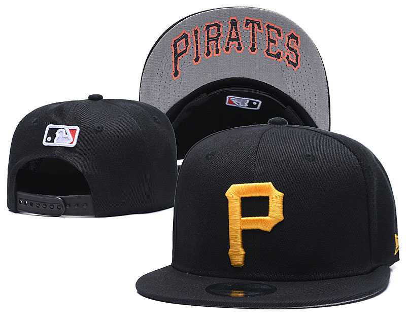 2020 MLB Pittsburgh Pirates hat