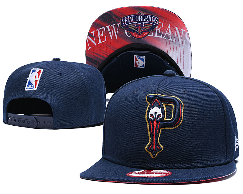 2020 NBA New Orleans Pelicans hat