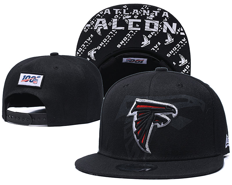 2020 NFL Atlanta Falcons hat black