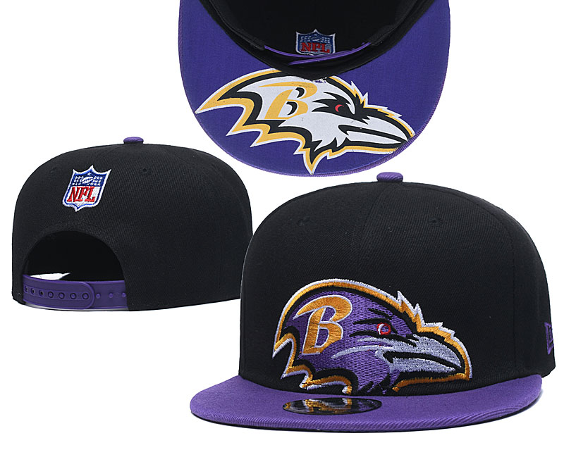 2020 NFL Baltimore Ravens hat
