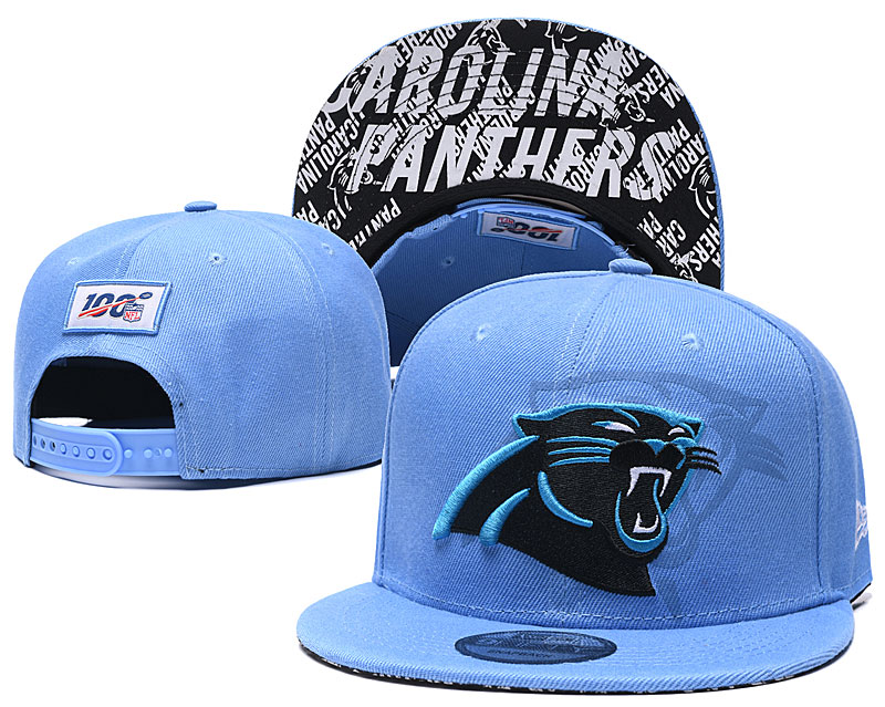 2020 NFL Carolina Panthers hat