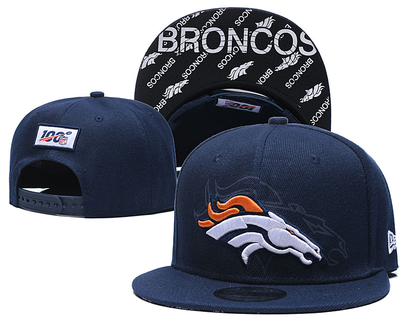 2020 NFL Denver Broncos hat