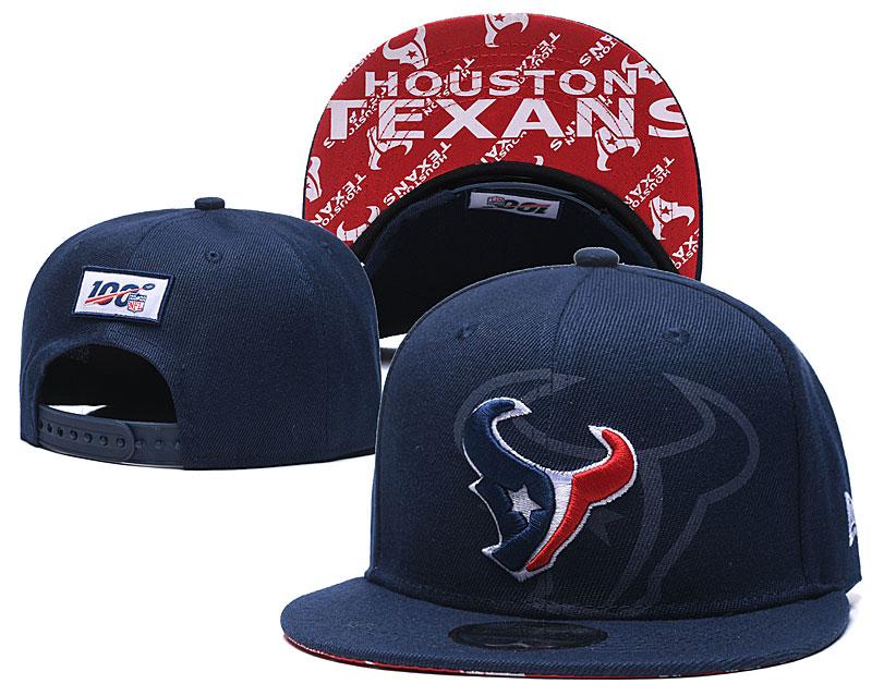 2020 NFL Houston Texans hat