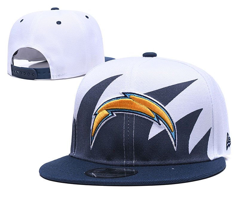 2020 NFL Los Angeles Chargers1 hat