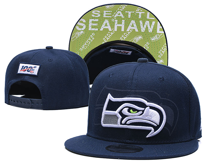 2020 NFL Men Seattle Seahawks hat